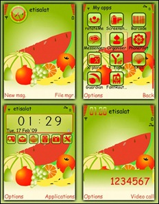 Fruits_Theme