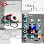 Rings Nokia Theme