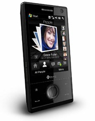 HTC Diamond Kontakti