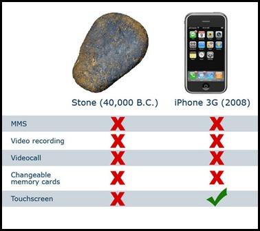 pietra iphone