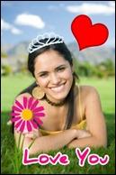 PicSay-rekvisita-kärlek