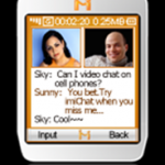 Download imiChat v1.15.5 pentru S60v3 Symbian 9.x - Video Chat Mobile