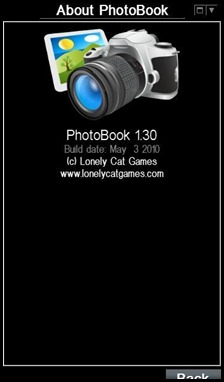 PhotoBook LCG
