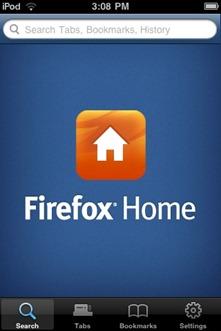 บ้าน Firefox