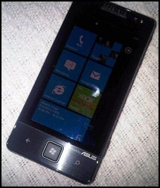 ASUS - Windows Phone 7