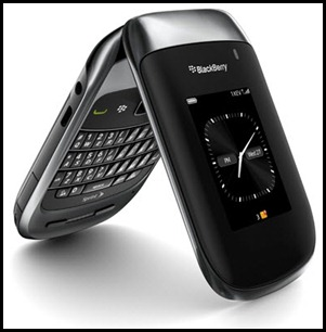 BlackBerry стил-9670