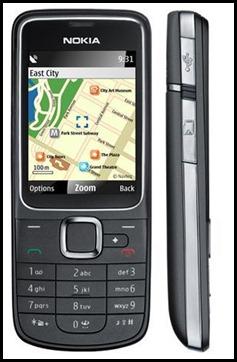 Nokia-2710-навигатор