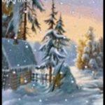 Teme Cu Peisaje De Iarna Pentru NOKIA - Download