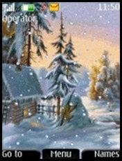 Сніг_Аніmated