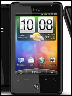 HTC-område