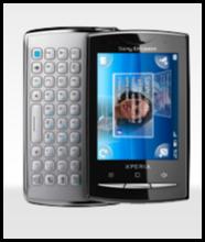 索尼愛立信XPERIA X10 mini(PRO)