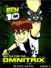 لعبة Ben10-BattleForTheOmnitrix حصريا