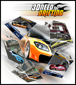 3D need for drifting