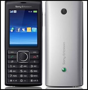 Sony Ericsson Cedar j108i j108a