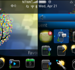 Download Blackberry Spring Themes