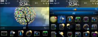 Roots-of-Spring-BlackBerry Theme-1