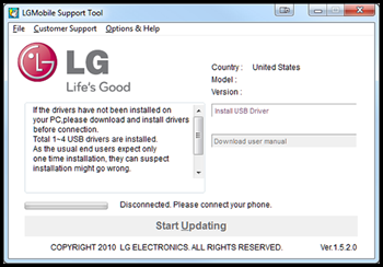 LGMobile-Support-Tool