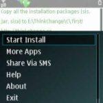 Auto Installer - geïnstalleerd met een klik - Symbian S60v5
