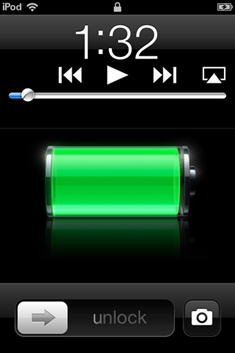 5 iOS Blocca schermo della fotocamera
