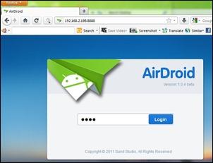 airdroid-prijava