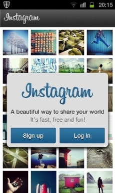 Instagram, a new Android Phone useful for amateur photos