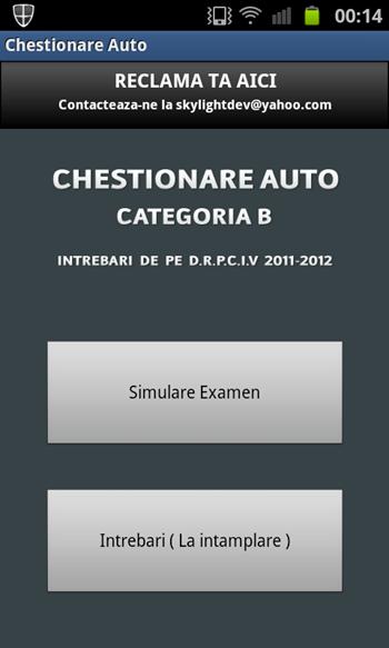 drpciv.ro chestionare auto categoria b download