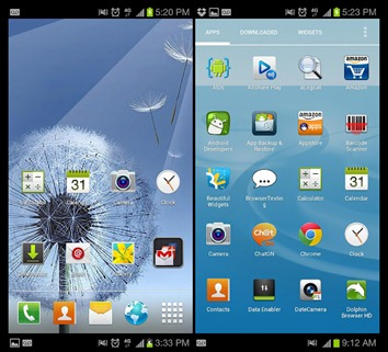 Apex S3 Galaxy Theme v1.4 APK-1