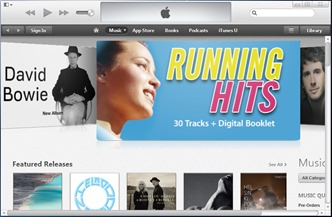 No-Sidebar iTunes