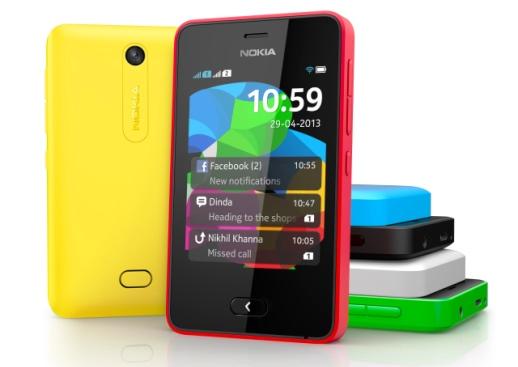Nokia Asha--501