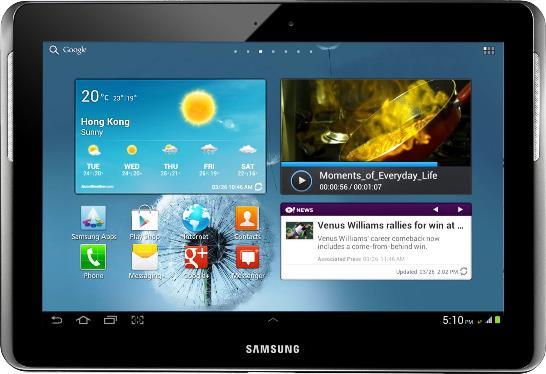 Samsung P5100
