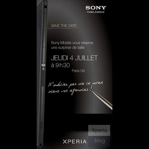 """""""Sony XPERIA-Z Ultra"""""""
