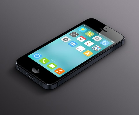 ios-7-flat-homescreen