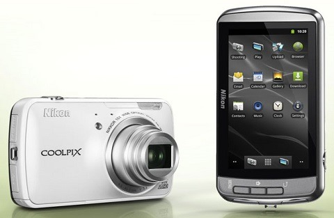 Nikon Coolpix-S800c