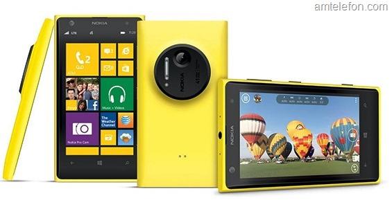 Nokia Lumia--1020