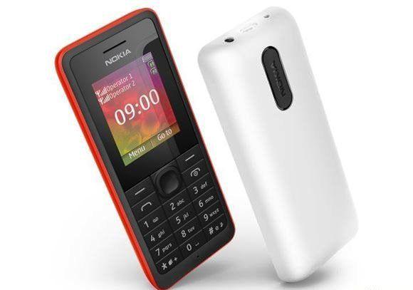 Nokia Dual SIM 106_Nokia 107