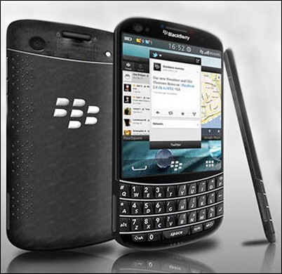 BlackBerry modell