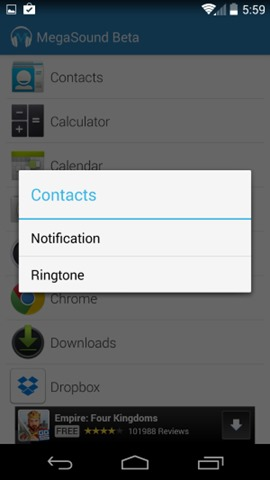 Notifiche Calendario Android.Personalizza I Suoni Per La Notifica In Android Megasound