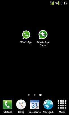 WhatsApp-ghost