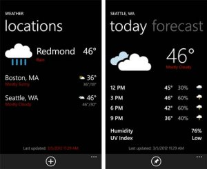 MSFTWeather