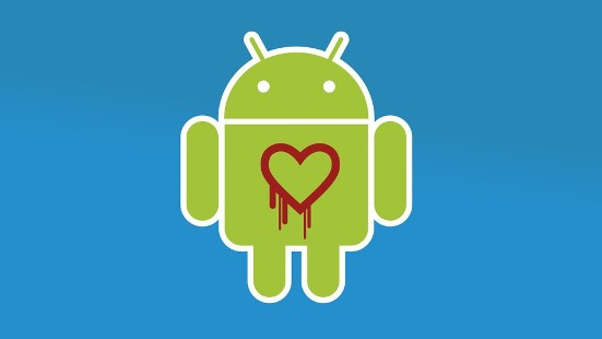 Heartbleed from Android