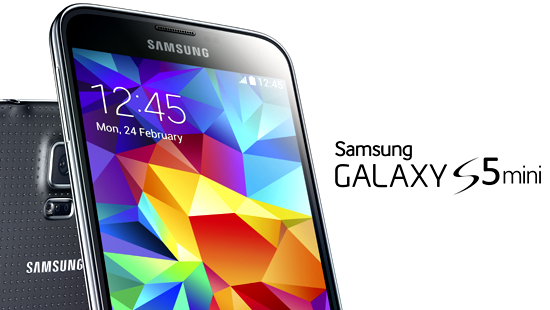 Samsung Galaxy--S5-mini