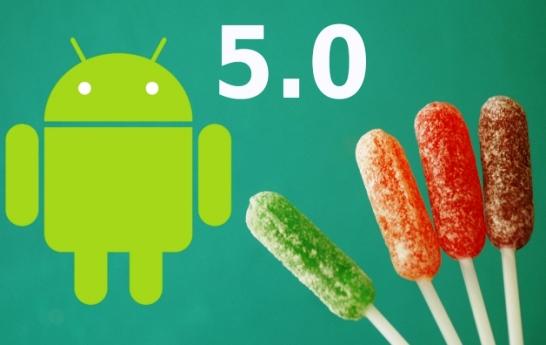 android-5-lízatko