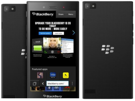 BlackBerry Z3-Yakarta