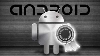 Android Silver, toekomstige premie besturingssysteem van Google