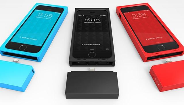 Rubix va lansa Augment, o noua carcasa cu baterie de rezerva pentru iPhone