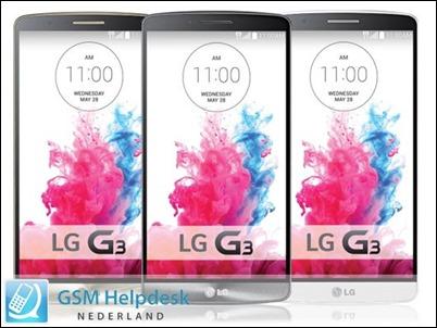 LG-g3 รั่วไหล