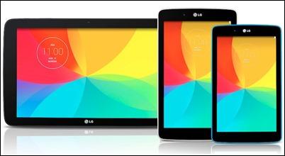 LG-g 8.0 7.0 padas-10.1-tabletės naujas