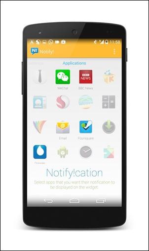 Afiseaza notificatii pe lockscreen-ul Android cu Notify!