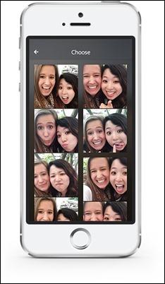 Vhoto pentru iOS filmeaza videoclipuri scurte din care poti alege cele mai reusite fotografii