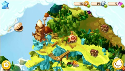 Angry Birds--Epic-map